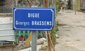 Digue Georges Brassens