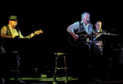 Les Ours Blancs en concert